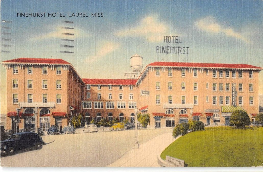 Pinehurst Hotel Laurel MS